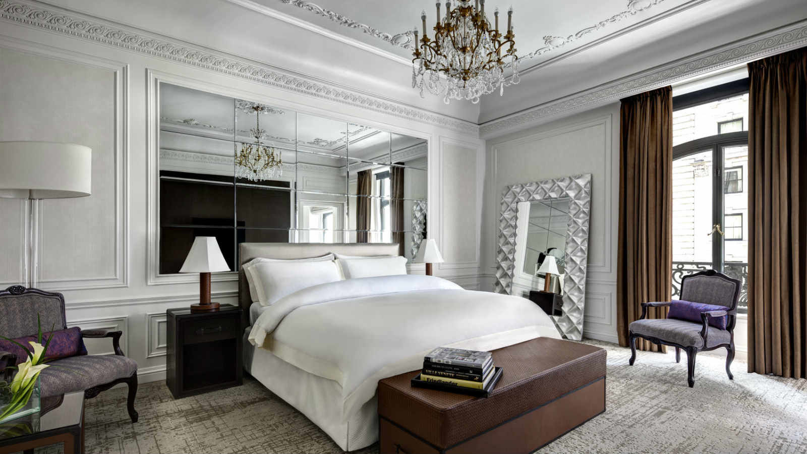 Manhattan Accommodations | Milano Suite