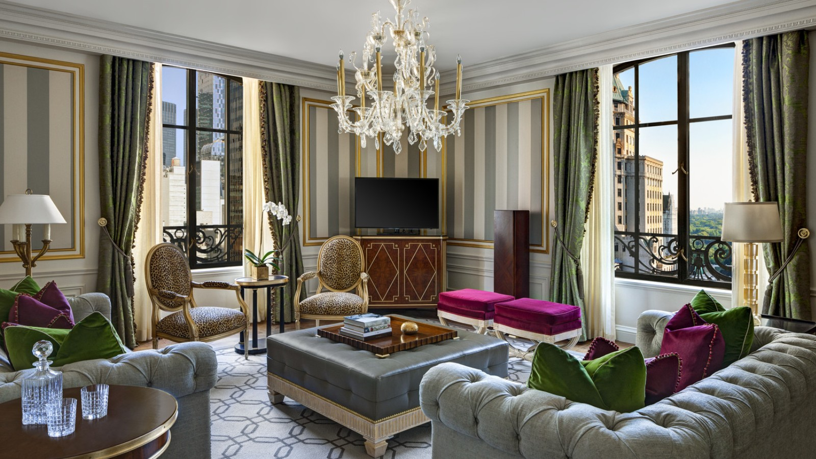 Royal Suite | St. Regis New York