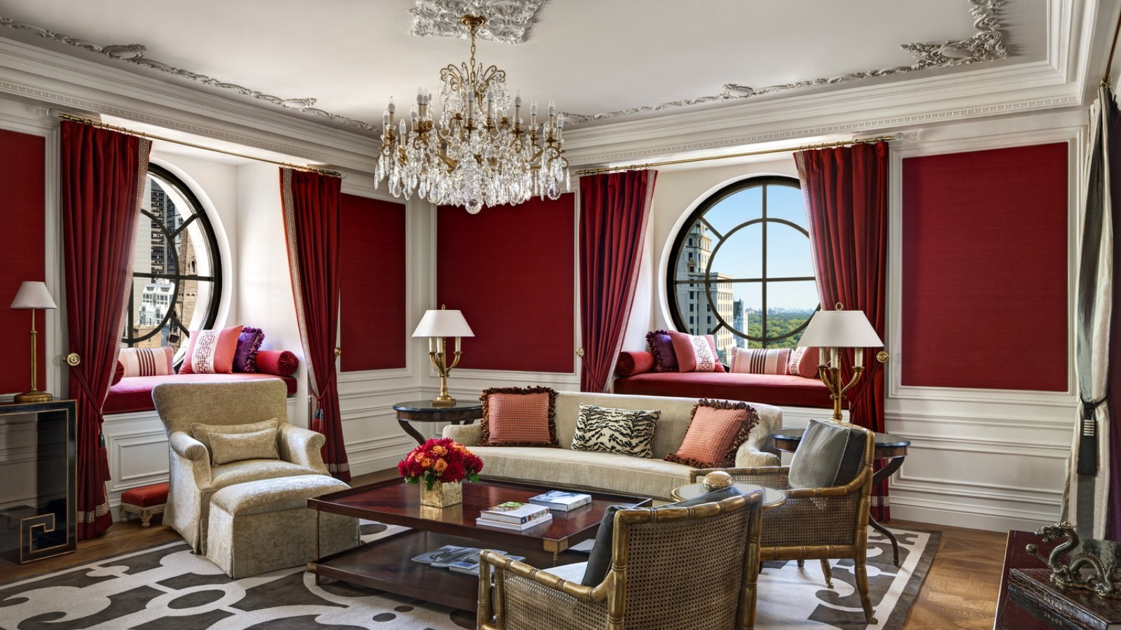 Imperial Suite | St. Regis New York
