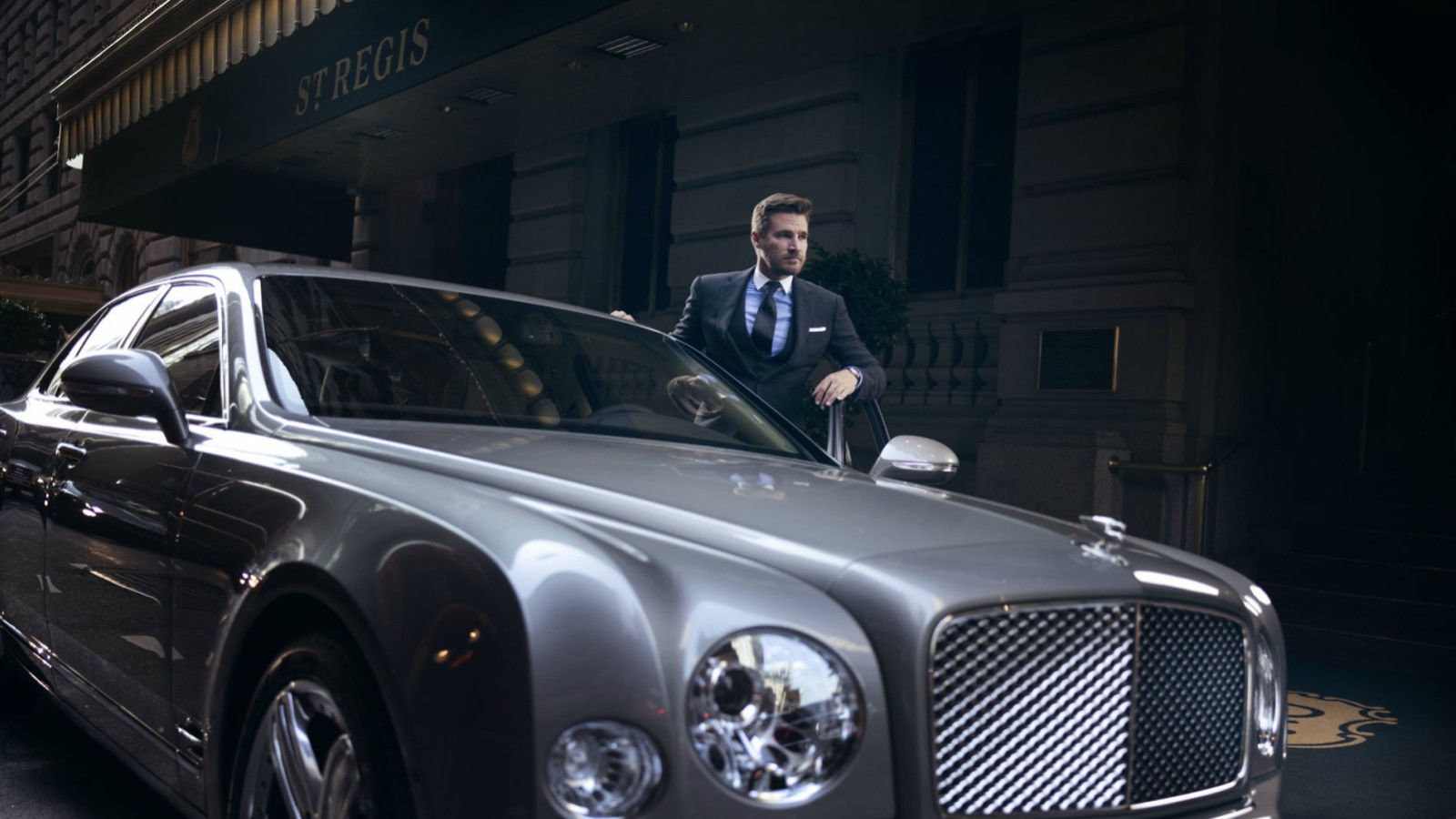 Bentley Partnership | The St. Regis New York