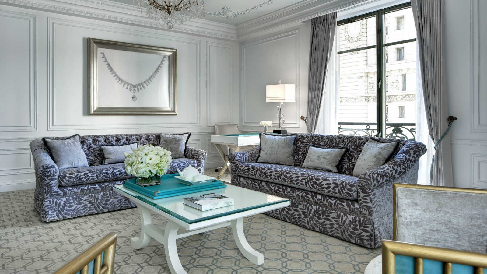 Tiffany Suite | St. Regis New York