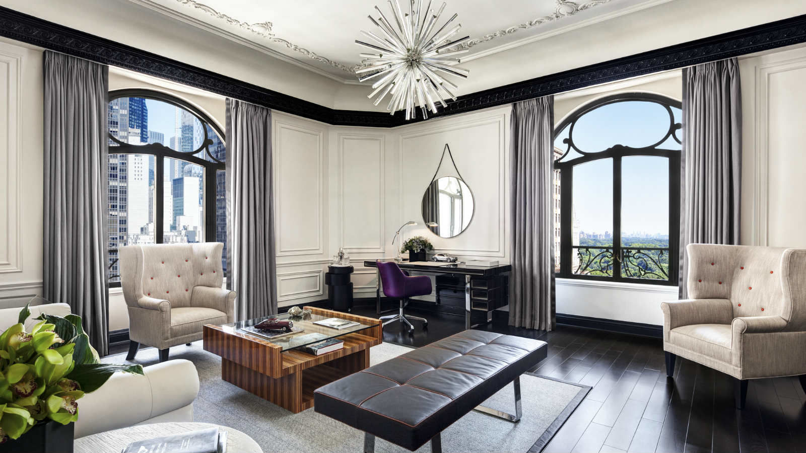Manhattan Accommodations | Bentley Suite