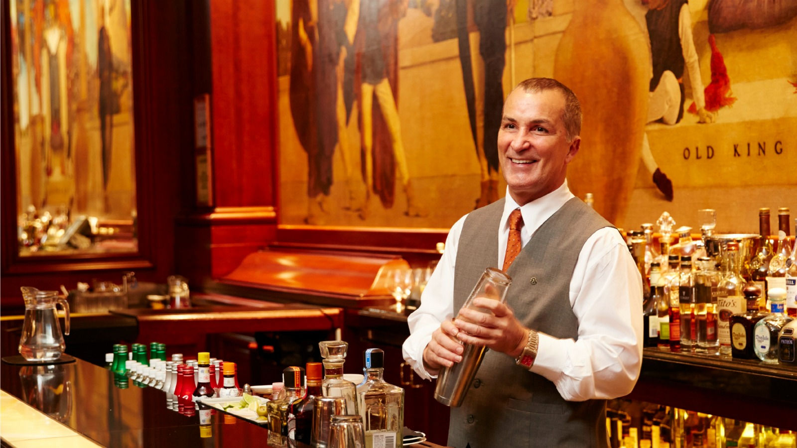 King Cole Bar - The St. Regis New York