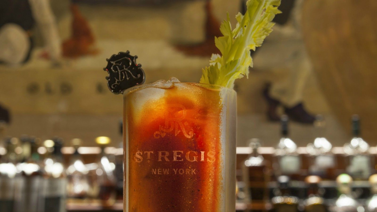 Restaurants in NYC - St. Regis Bloody Mary
