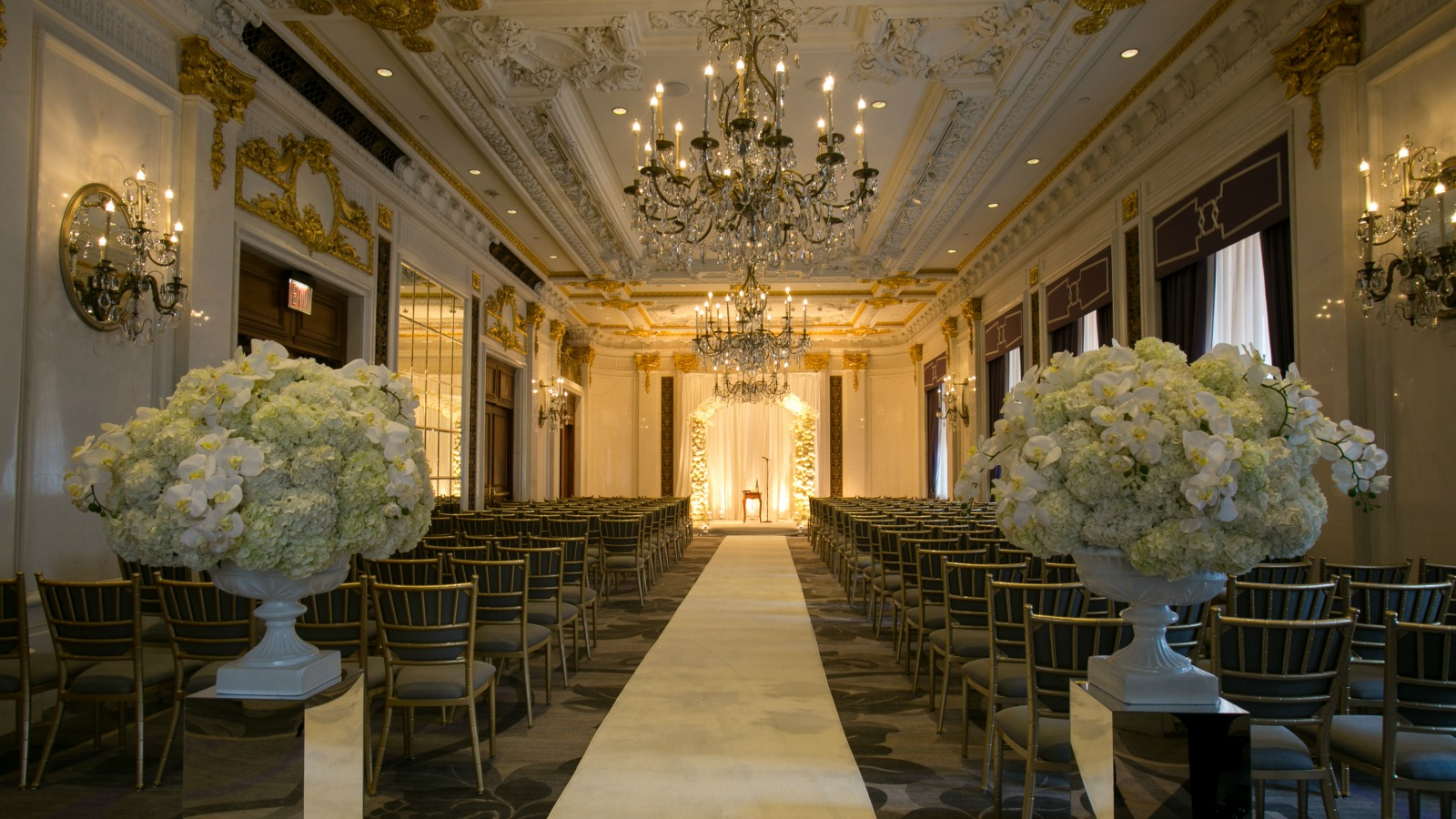 Wedding venues manhattan nyc the st regis new york for Wedding venues near york