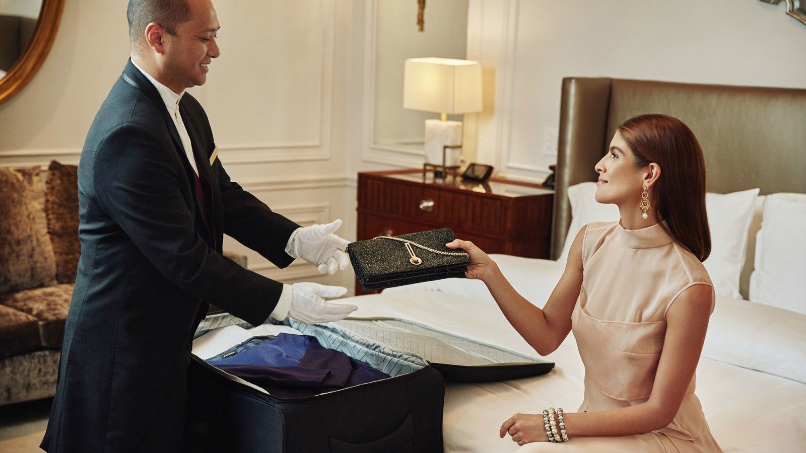 Butler Service | The St. Regis New York