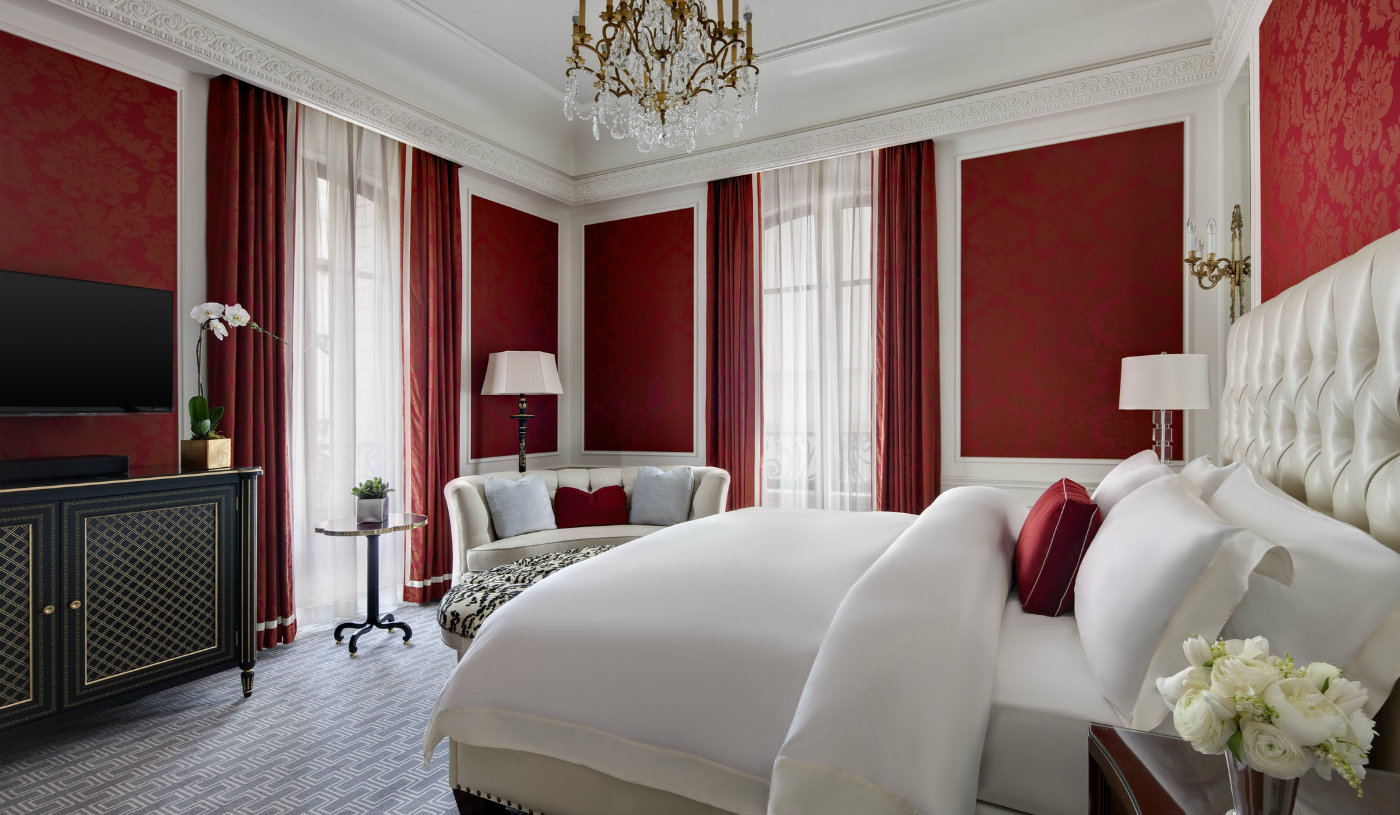 Nyc Luxury Suites St Regis New York