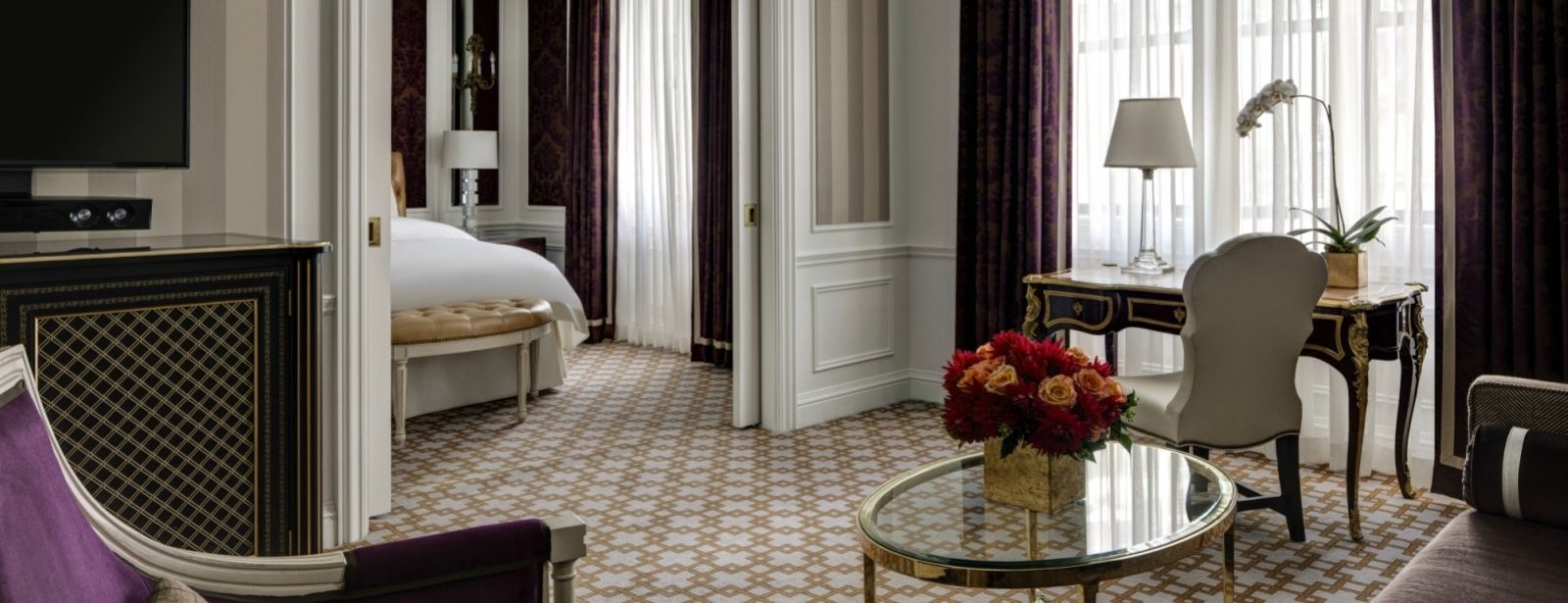 Manhattan Accommodations | Astor Suite