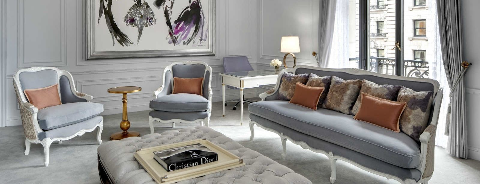 Manhattan Accommodations | Dior Suite