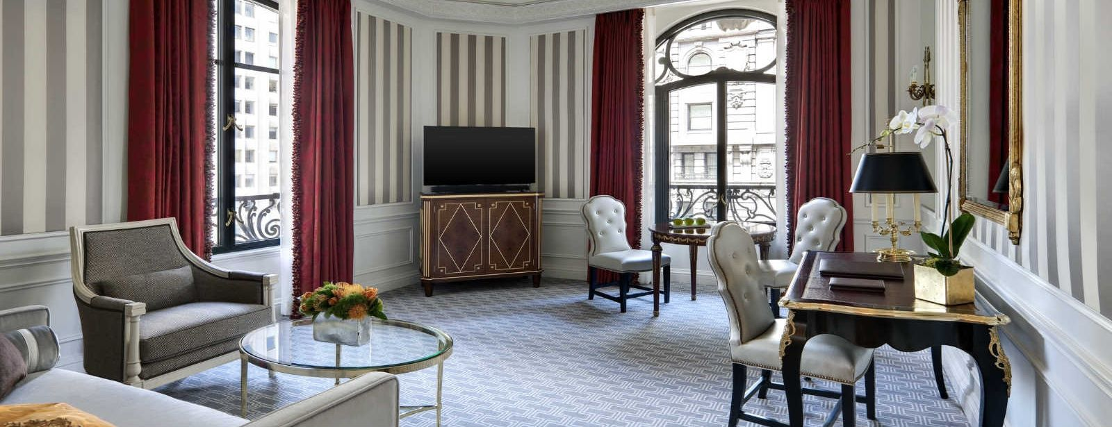 Manhattan Accommodations | Fifth Avenue Suite