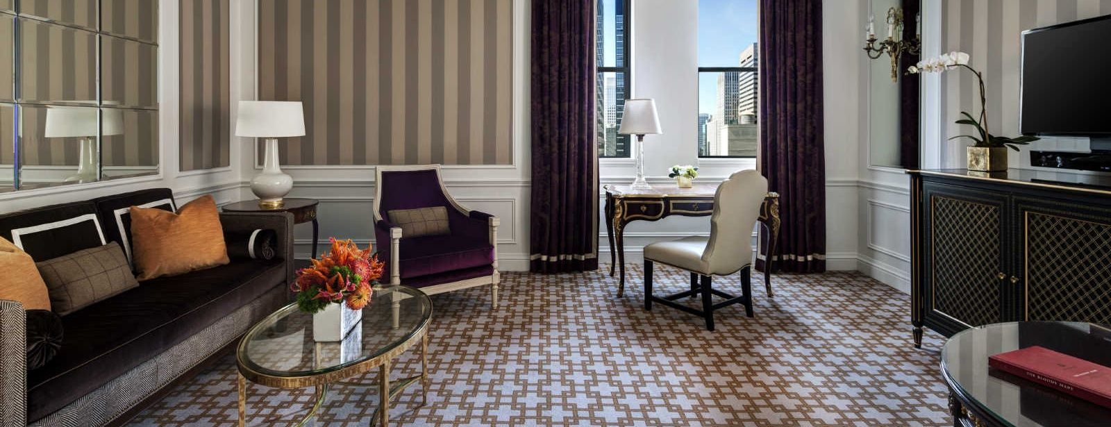 Manhattan Accommodations | Madison Suite