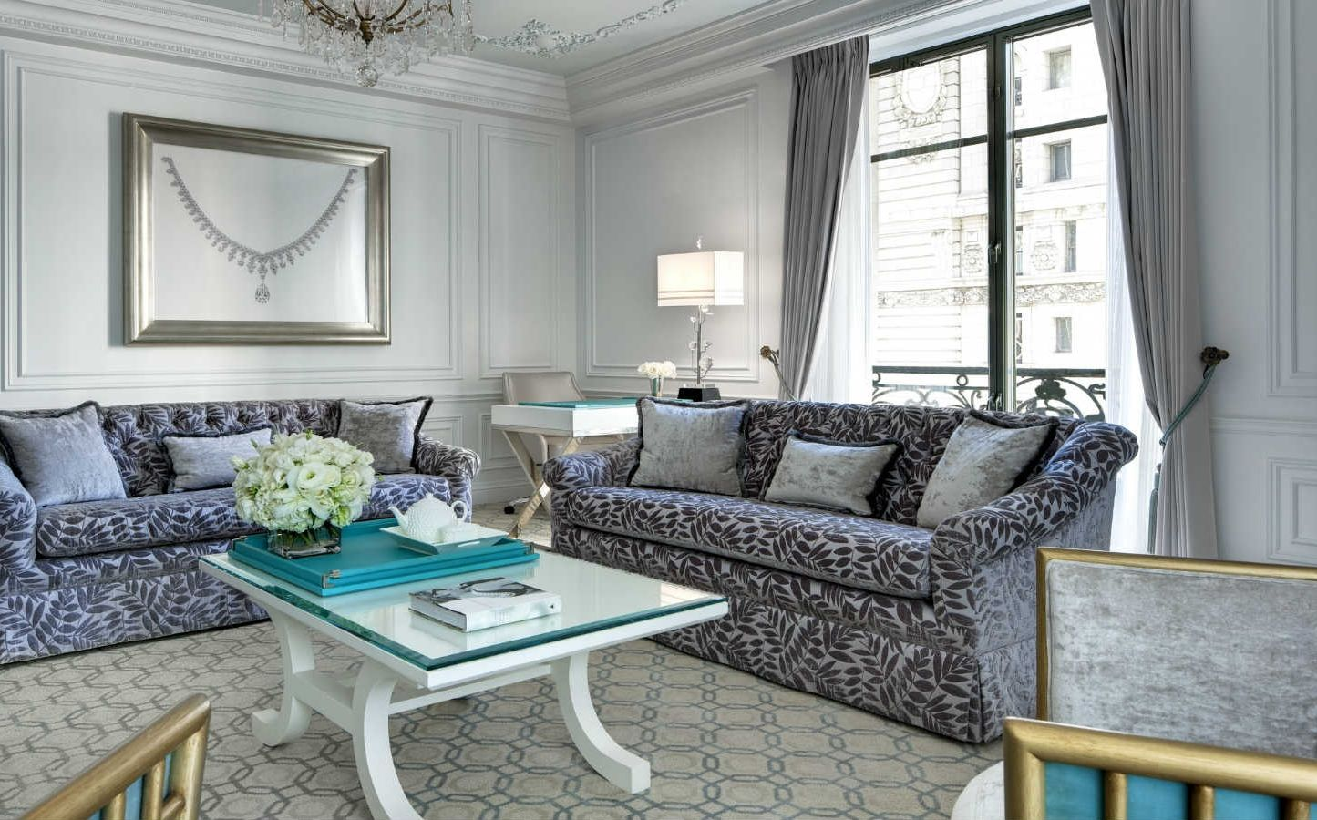 Manhattan Accommodations | Tiffany Suite